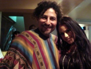 David Wolfe and Marina Love