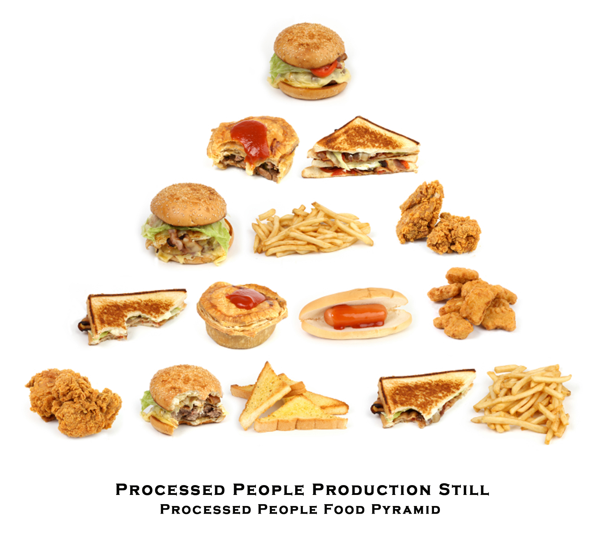 What Are Processed Foods