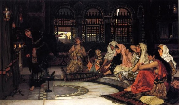 John William Waterhouse: Consulting the Oracle