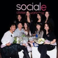 Keynote speakers @ Sociale's Wonder Woman Event in Montreal